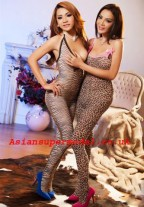 TS Farrah and TS Nina Ricci