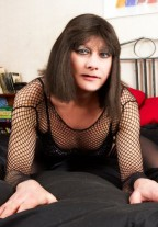 Anja – The Shemale Cougar